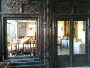 Rockcity Resort Restaurant Door